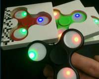 Fidget Spinner LED